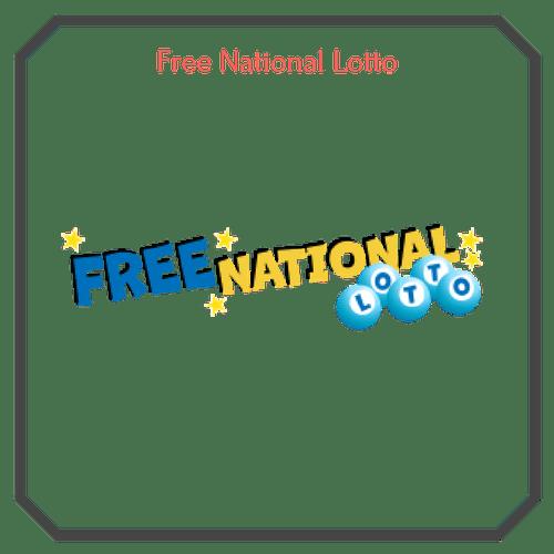 Free National Lotto Logo