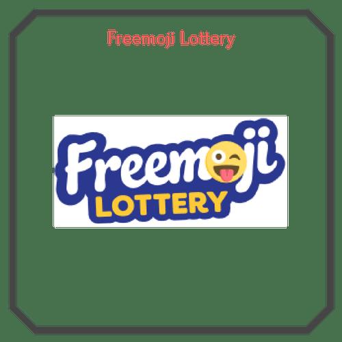 Freemoji Lottery Logo