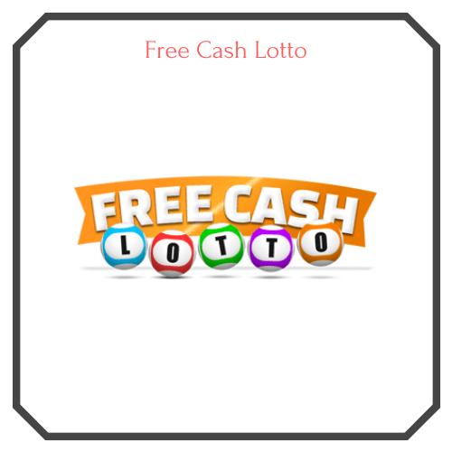 free cash lotto