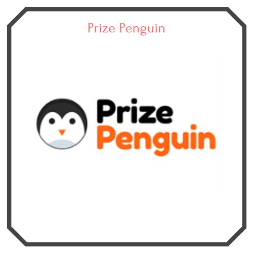 Prize Penguin Logo - Free UK Lottery